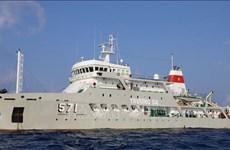 Brigade 955 firmly safeguarding sovereignty over seas, islands