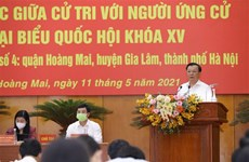Hanoi Party leader presents eight-point plan of actions