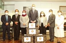 ASEAN supports Czech Republic in COVID-19 fight