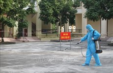 33 new local COVID-19 infections recorded, all in quarantined, sealed-off areas