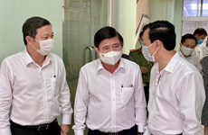 HCM City steps up COVID-19 preventive measures
