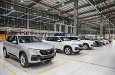 VAMA members see slight fall in April car sales
