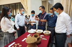 3,000-year-old drill bit workshop unearthed in Dak Lak