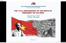 Canada seminar spotlights President Ho Chi Minh's life and career