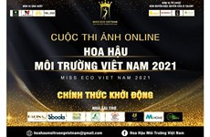 Online photo contest launched for Miss Eco Vietnam 2021