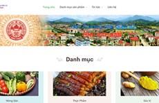 Bac Kan launches OCOP e-commerce floor