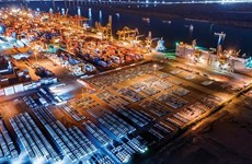 Logistics enterprises grow strongly in Q1, boosted by FTAs