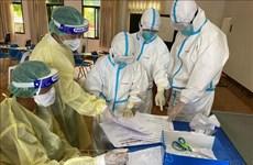 Laos seeking more COVID-19 vaccine sources
