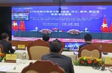 Vietnam's northwestern localities step up cooperation with China's Yunnan province