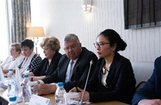 Vietnam fosters cooperation with EAEU to ensure food security