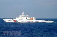 Officials of Japan, Philippines, Australia talk regional security