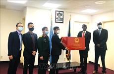 Vietnam presents medical supplies to South Sudan