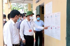 Hai Duong works hard to ensure safety of general elections amid COVID-19