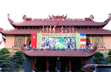 Vice President extends congratulations on Buddha's birthday in Dong Nai