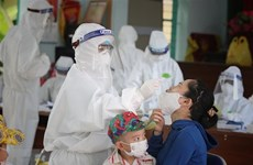 Vietnam records 58 COVID-19 cases on May 21 afternoon