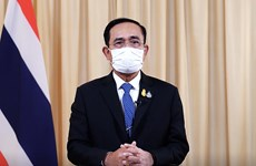 Thailand ready to join efforts to boost int'l economic cooperation