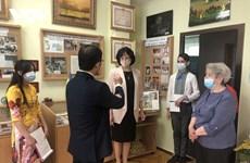 Ho Chi Minh's birthday anniversary celebrated in Ukraine, Mongolia