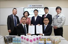 Yo Group becomes distributor of Japanese anti-cancer functional food in Vietnam