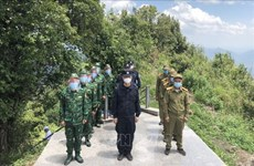 Border guard forces of Vietnam, China, Laos meet to boost coordination