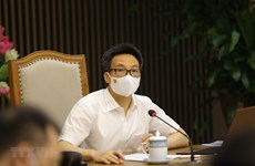 Health declarations compulsory for workers at IPs in pandemic-stricken localities: Deputy PM