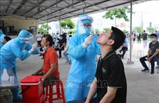 Vietnam adds 56 domestic cases to COVID-19 tally