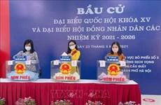 International media spotlight Vietnam's general elections