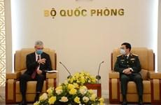 Vietnam, France bolster defence cooperation