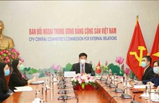 Vietnam commits to international cooperation in fighting COVID-19