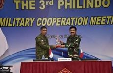 Indonesia, Philippines tighten cooperation to maintain regional security