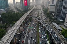 Indonesia forecasts 8.3 percent growth in Q2
