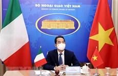 Deputy-ministerial level Vietnam-Italy political consultation held