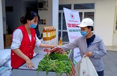 Vietnam Red Cross calls for donations to people affected by COVID-19