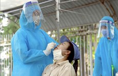 Vietnam confirms 24 domestic COVID-19 infections on early May 27 morning