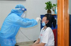 Vietnam logs 152 more COVID-19 cases, new outbreak found in HCM City