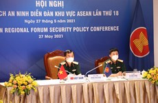 Vietnam attends 18th ARF Security Policy Conference