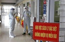 Vietnam confirms 40 new COVID-19 cases, one more death