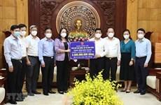 Vice President visits pandemic-hit provinces