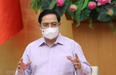 PM orders driving back pandemic in key areas