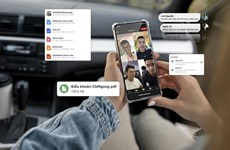 Local social network Gapo launches working platform for businesses