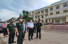 Hanoi determined to reduce infection risks in concentrated quarantine areas