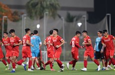 Foreign media: Jordan to field strong team for friendly match against Vietnam