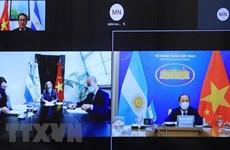 Vietnam, Argentina seek ways to strengthen bilateral ties