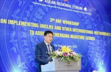 ARF workshop highlights significance of 1982 UNCLOS