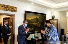 Indonesia, UK discuss preparations for COP26 FACT dialogue