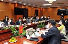 Vietnam, RoK seek to promote trade, industry partnership