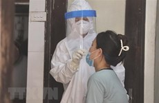 Vietnam logs 128 new domestically-transmitted COVID-19 cases