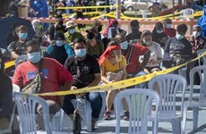 Southeast Asian nations post increasing COVID-19 cases