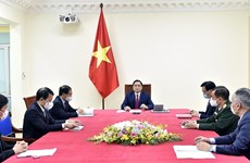 Vietnam gives top priority to developing relations with China: PM