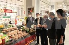 Vietnam's fresh lychees hit shelves in Japan's Kagoshima