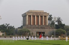 President Ho Chi Minh Mausoleum to be closed for maintenance